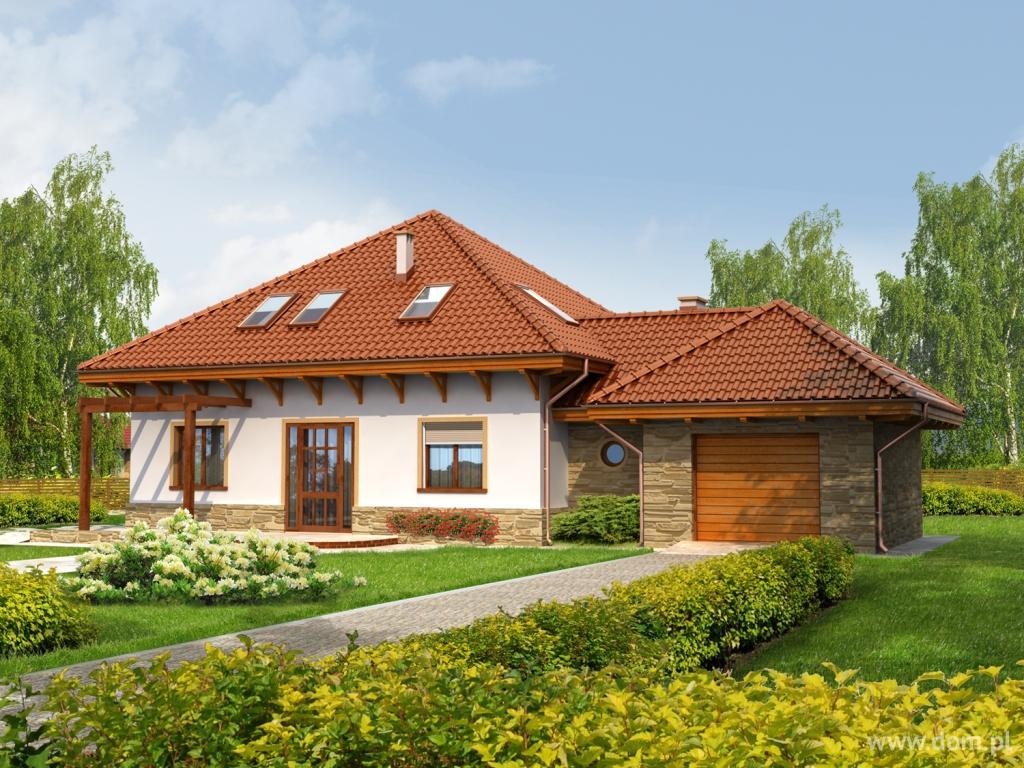 Как сделать крышу дома с гаражом
