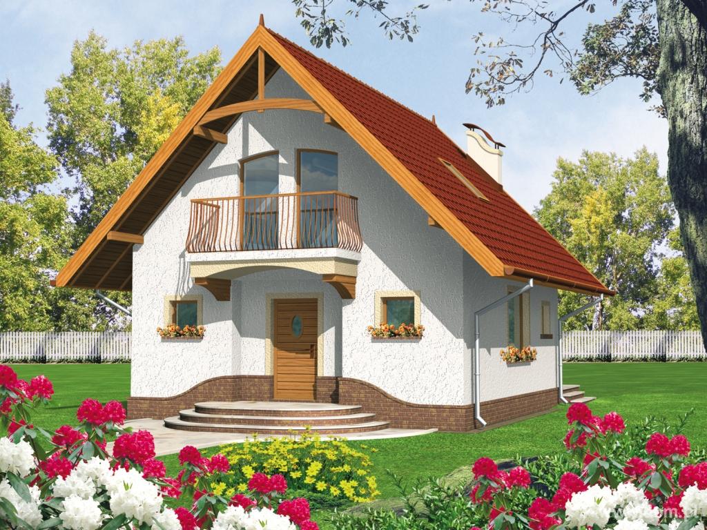 Проект дома с мансардой ziutka (e. и) navro.org.